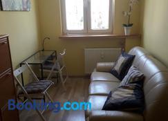 Apartament Czwarte Pietro - Świecie - Salon