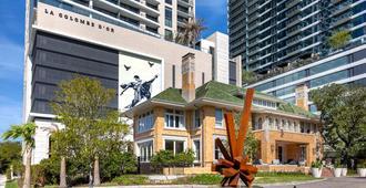 La Colombe D'or Hotel - יוסטון - בניין
