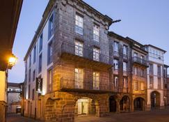 聖比埃托文藝智能精品酒店 - 聖地牙哥康波 - 聖地亞哥-德孔波斯特拉 - 建築