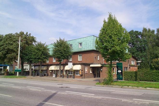 祖姆澤佩林酒店 - 漢堡 - 漢堡 - 建築