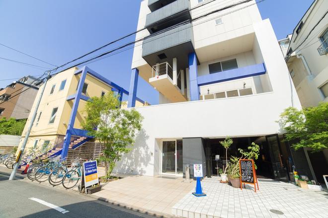 バックパッカーズ ホステル ケイズハウス京都 - 京都市 - 建物