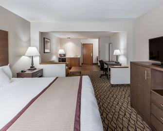 Baymont by Wyndham Auburn - Auburn - Спальня
