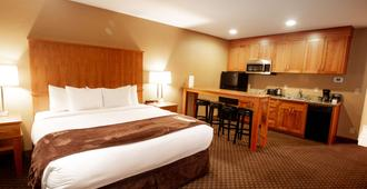 Mirabeau Park Hotel & Convention Center - ספוקיין - חדר שינה