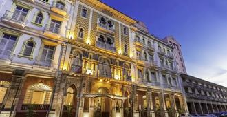 Hotel Sevilla - Havanna - Rakennus