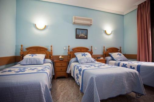 貝爾梅霍旅館 - 馬德里 - 臥室