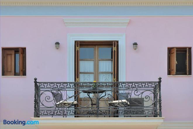 Archontiko Art Hotel - Galaxidi - Balcony
