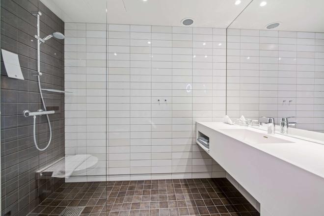 Clarion Hotel The Edge - Tromso - Salle de bain