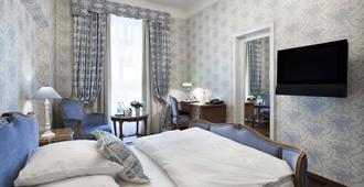 Hotel Europe - Zürich - Soveværelse