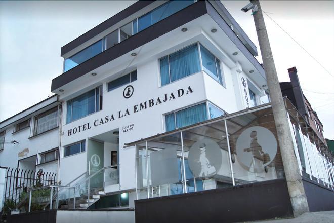 Hotel Casa Embajada - Bogotá - Building