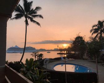 Hilo Reeds Bay Hotel - Hilo - Pool