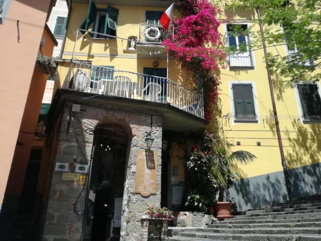 Locanda Ca Dei Duxi - Riomaggiore - Θέα στην ύπαιθρο