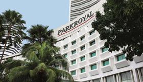 Parkroyal On Beach Road - Singapura - Edifício