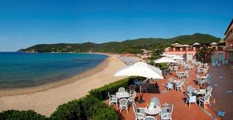 Hotel Del Golfo - Lerici - Praia