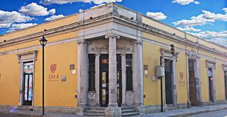 Hotel Ánuá - Oaxaca de Juárez