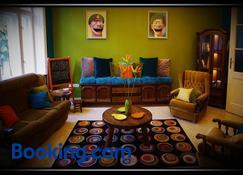 Happy Colours House - Kecskemét - Living room