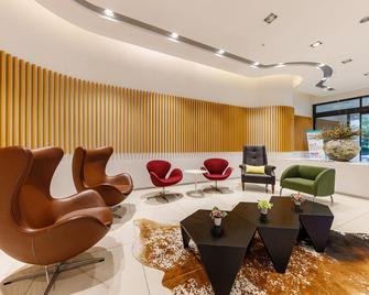 Crown Hotel Changwon - Changwon - Lounge