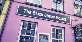 The Black Sheep Hostel - Killarney - Building