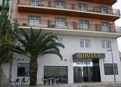 Hotel Mar De Aragón - Caspe - Building