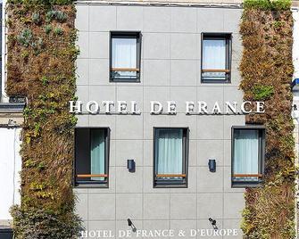 Citotel De France Et D'europe - Конкарно - Building