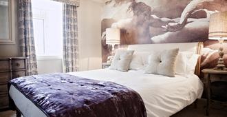 The White Swan Hotel - סטרטפורד אפון-אבון - חדר שינה