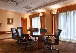 Best Western Plus Galleria Inn & Suites - Cheektowaga - Neuvotteluhuone