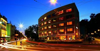 薩爾茨堡中央新門酒店 - 薩爾斯堡 - 薩爾玆堡 - 建築