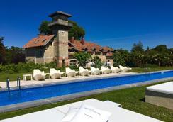 寶馬諾爾酒店 - 比亞里茲 - 比亞里茨 - 游泳池