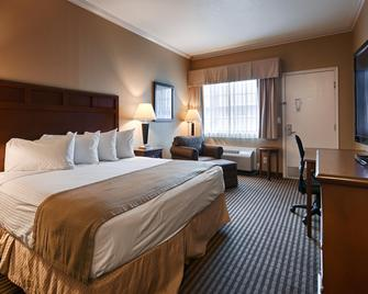 Best Western Hebbronville Inn - Hebbronville - Спальня