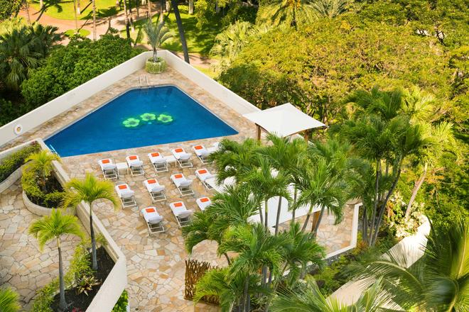 Luana Waikiki Hotel & Suites - Honolulu - Pool