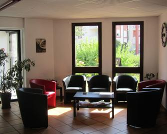 Hôtel Le Saint-Joseph - Saint-Éloy-les-Mines - Lounge