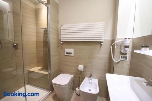 Hotel Villa Margherita - Quercianella - Bathroom