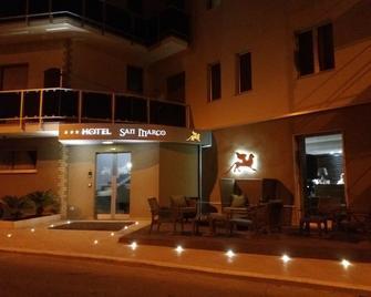 Hotel San Marco - Vasto - Gebouw