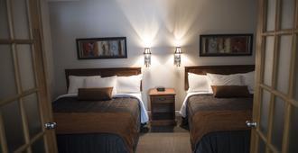樂多維爾汽車旅館 - 三河鎮 - Trois-Rivieres/三河城 - 臥室