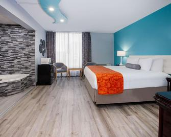 Howard Johnson Plaza Hotel By Wyndham Windsor - Windsor - Habitación