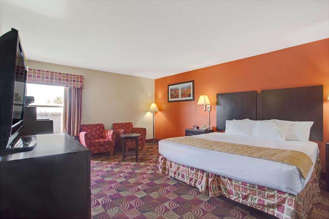 Days Inn & Suites by Wyndham Ridgeland - Ridgeland - Κρεβατοκάμαρα