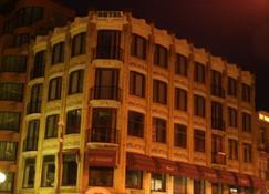 Hotel La Terrasse - De Panne - Rakennus