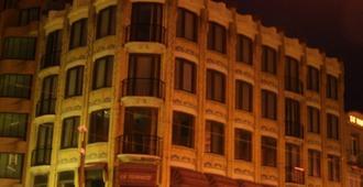 Hotel La Terrasse - De Panne - Edificio