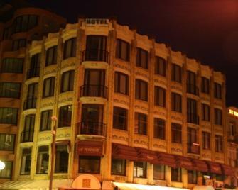 Hotel La Terrasse - De Panne - Κτίριο
