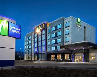 Holiday Inn Express Red Deer North - Red Deer - Edificio