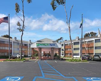 Holiday Inn Express Port Hueneme - Port Hueneme - Gebäude