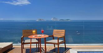 Sol Ipanema Hotel - Rio de Janeiro - Varanda
