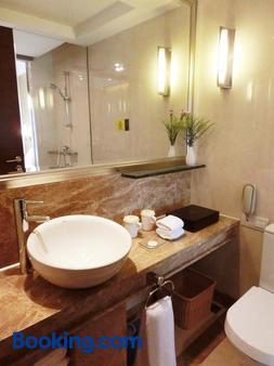 Leeden Hotel Guangzhou - Guangzhou - Bathroom