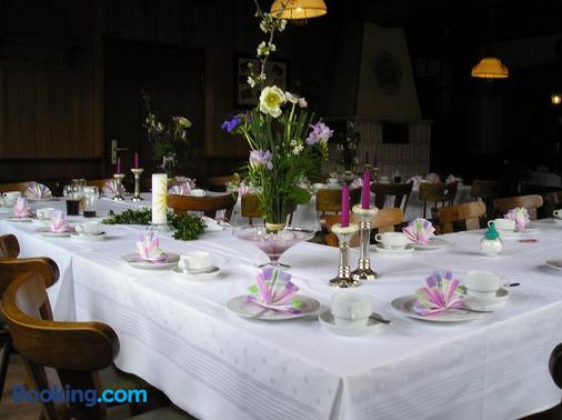 Gasthaus Breitenbach - Bad Brueckenau - Banquet hall