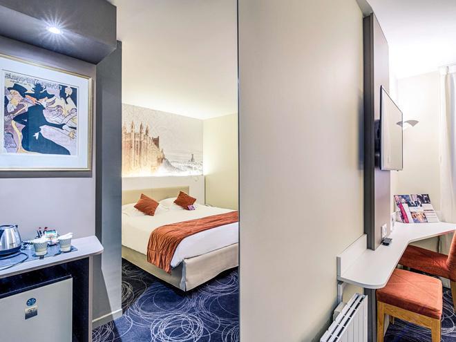 Hôtel Mercure Albi Bastides - Альби - Спальня