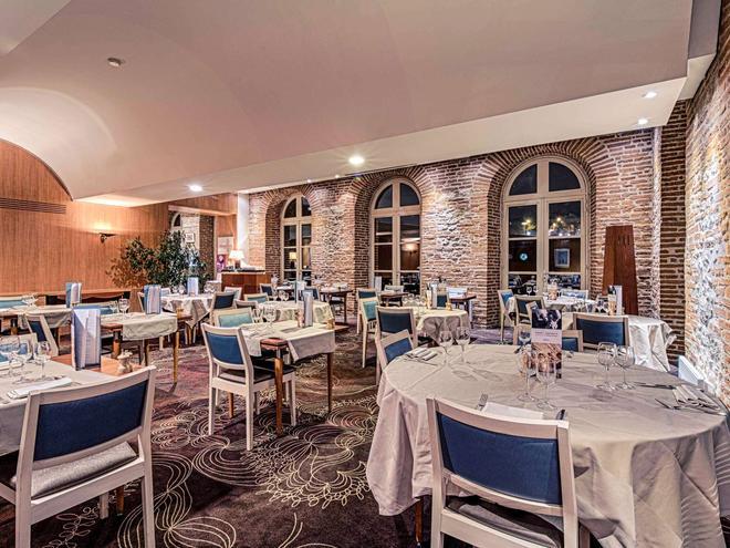 Hôtel Mercure Albi Bastides - Альби - Ресторан