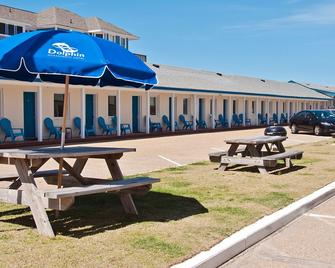 Dolphin Oceanfront Motel - Nags Head - Building