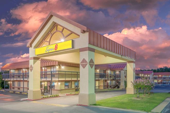 Super 8 by Wyndham Tulsa - Талса - Здание