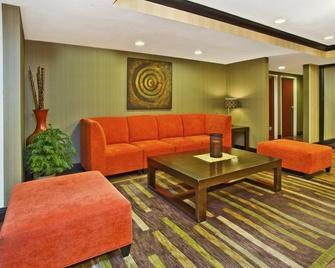 Holiday Inn Express Hotel & Suites Wabash, An IHG Hotel - Wabash - Huiskamer