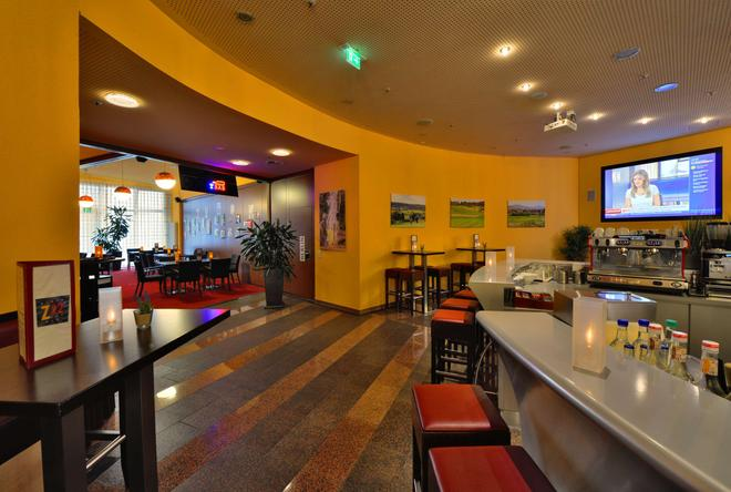 Best Western Plus Konrad Zuse Hotel - Hünfeld - Bar