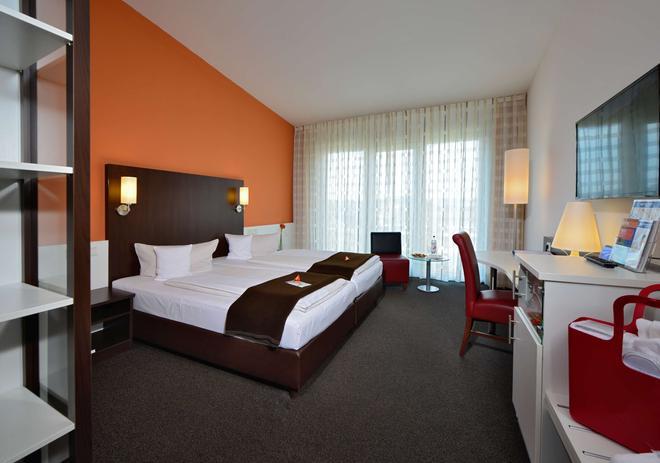Best Western Plus Konrad Zuse Hotel - Hünfeld - Schlafzimmer